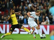 Bóng đá - Tottenham - Dortmund: SAO 100 triệu bảng trừng phạt lạnh lùng