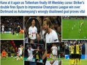 """Bóng đá - Báo chí Anh: Tottenham & Man City được """"tung lên mây"""", quá tiếc cho Liverpool"""