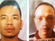 An ninh Xã hội - Hai tử tù bỏ trốn khỏi trại giam T16