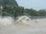 Tin tức trong ngày - Vì sao bão số 10 là cơn bão đầu tiên ở Việt Nam được cảnh báo đỏ?