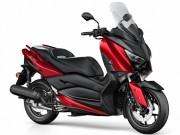 Thế giới xe - Yamaha X-Max 125 2018 sẽ ra mắt thị trường châu Âu