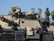 Thế giới - Mỹ đưa hàng trăm xe tăng răn đe 100.000 quân Nga tập trận
