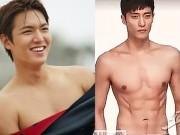 """Lee Min Ho cũng phải  """" coi chừng """"  những nam thần này"""