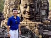 MC Nguyên Khang đi phượt Campuchia với 5 triệu đồng