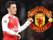 Bóng đá - Ozil không ký hợp đồng: Chờ bỏ Arsenal đến MU giống Van Persie