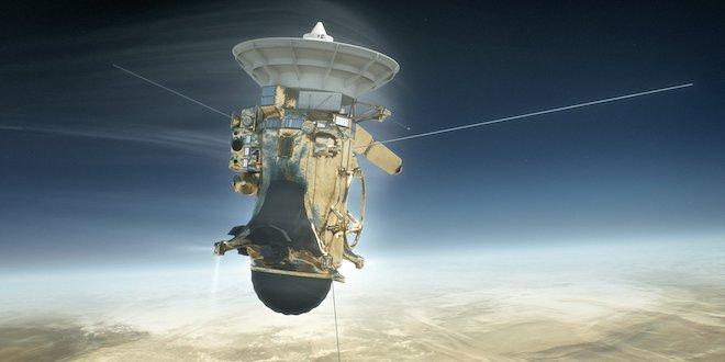 Xem trực tiếp sự kiện tàu thăm dò Cassini tự hủy trên sao Thổ - 1