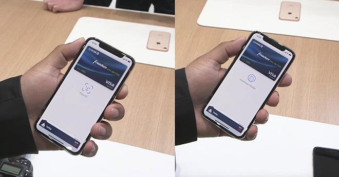 Cách khai báo Face ID cho Apple Pay trên iPhone X - 3