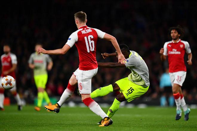 Arsenal - Cologne: Người hùng cứu nguy, siêu phẩm mãn nhãn - 1