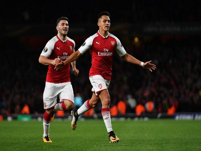 "Arsenal ngược dòng: Sanchez - Wenger tung hứng, Cologne hứa ""trả thù"""