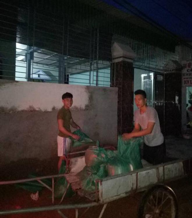 CẬP NHẬT bão số 10 ngày 15/9: Bão sang Lào sau 6 giờ quần thảo miền Trung - 1