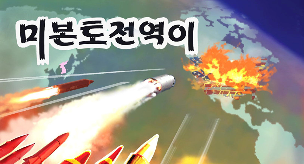 HQ lập tức phóng tên lửa đe Triều Tiên, sẵn sàng chiến tranh - 1