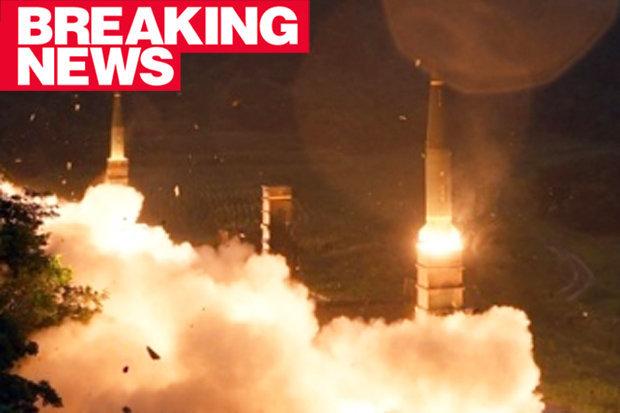 HQ lập tức phóng tên lửa đe Triều Tiên, sẵn sàng chiến tranh - 2