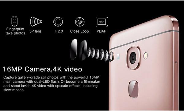 Smartphone thiết kế tuyệt đẹp, chip 10 nhân, Ram 3G giá hơn 3 triệu đồng - 4