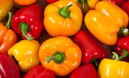 9 lợi ích đáng kinh ngạc ớt chuông mang lại cho sức khỏe - 1