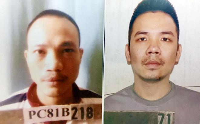 Khởi tố vụ án thiếu trách nhiệm để hai tử tù trốn trại - 1