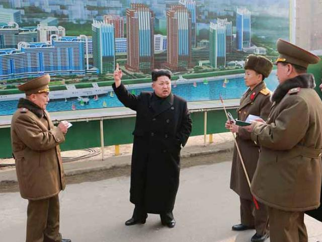"""Triều Tiên """"bị trừng phạt 1.000 năm cũng không ngán"""" - 3"""
