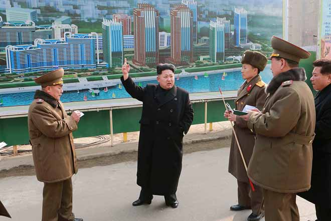 Bất ngờ: Kim Jong-un đưa kinh tế Triều Tiên phát triển ngoạn mục - 1