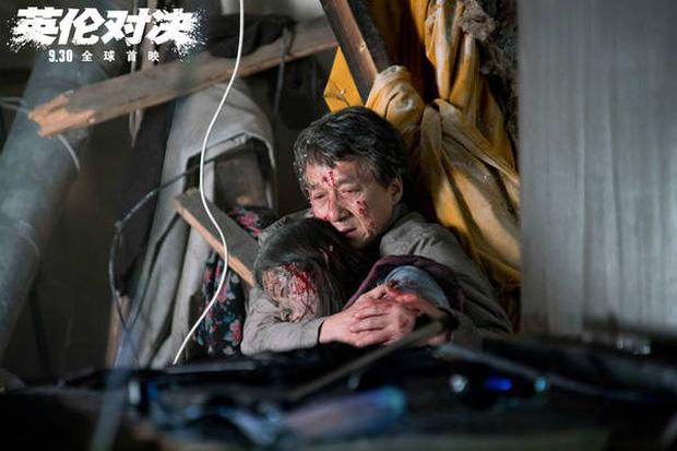 Thành Long phải nhập viện khi đang quay phim mới - 3