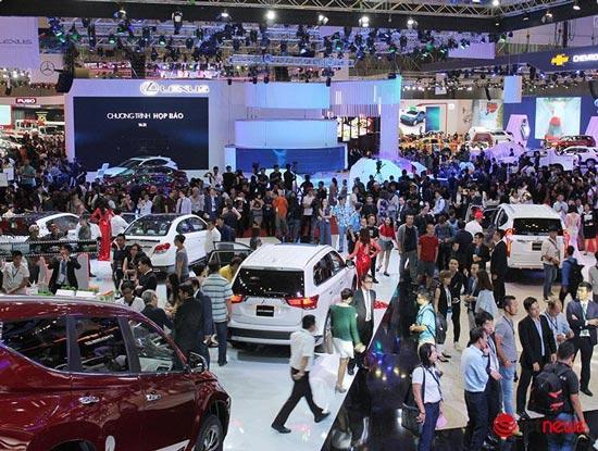 Thái Lan và Indonesia đang thống trị thị trường ô tô nhập khẩu - 1