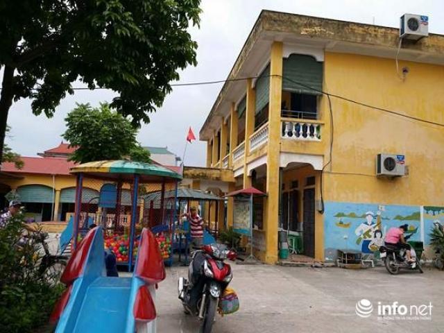 Hà Nội: 31 trẻ mầm non nhập viện nghi bị ngộ độc thực phẩm tại trường