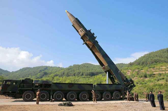 Tên lửa Triều Tiên lần tới sẽ uy hiếp lục địa Mỹ? - 2