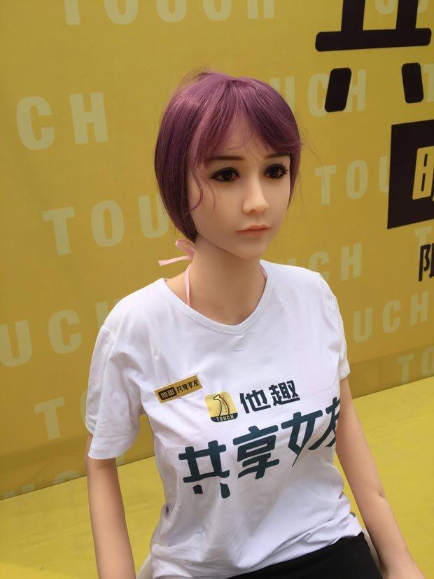 Công ty Trung Quốc mở dịch vụ cho thuê búp bê tình dục - 2