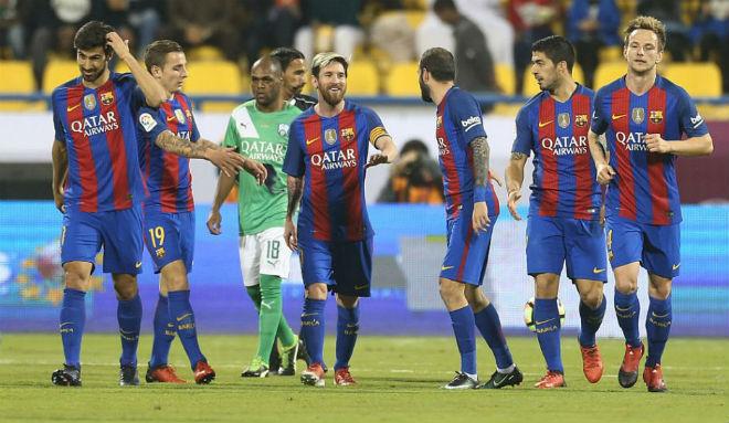 Nou Camp loạn, vì sao Messi & Barca vẫn thăng hoa? - 1