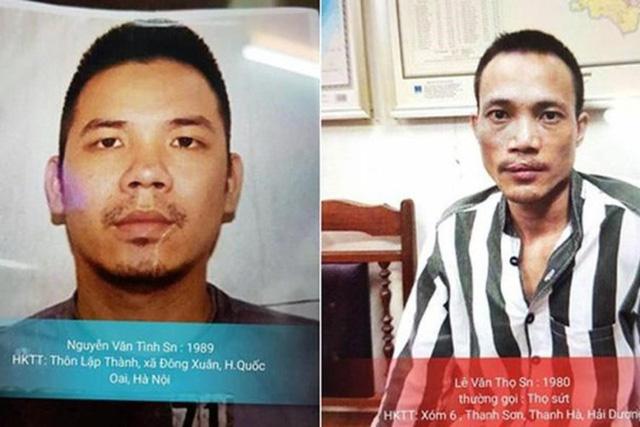 Nóng 24h qua: Thông tin về 2 tử tù trốn trại xuất hiện ở nhiều nơi - 1