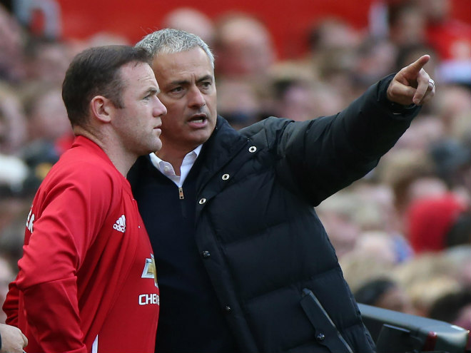 MU họp báo đấu Everton: Mourinho gọi Rooney là huyền thoại, Koeman sợ Lukaku - 1