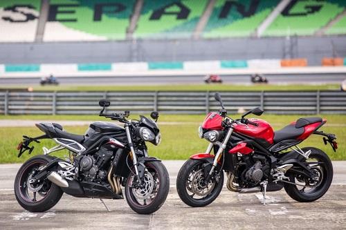 Triumph Street Triple 765 S 2017 ra mắt tại Malaysia, giá 287 triệu đồng - 3