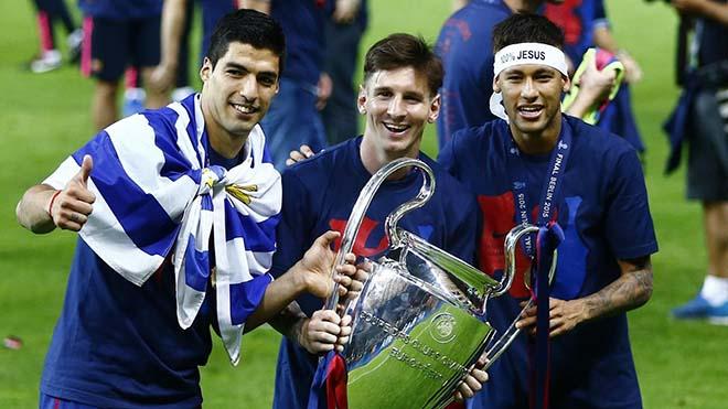 """Tam tấu """"CMN"""" 465 triệu euro thăng hoa: PSG ăn đứt MU, vượt mặt Barca-Real - 2"""