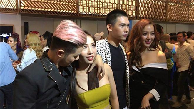 Thanh Duy Idol xin lỗi vì hành động khiếm nhã với Hằng BingBoong - 1