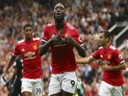 """Bóng đá - Cột mốc lịch sử MU: Lukaku ghi bàn khủng hơn Ibra, Rooney """"khóc thét"""""""