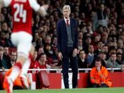 """Bóng đá - Arsenal đá Europa League: Triệu fan MU mỉa mai """"ngụy quân tử"""" Wenger"""