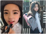 """Làm đẹp - Chưa học hết cấp 1, các tiểu mỹ nhân Hàn Quốc đã đeo """"mặt giả"""""""