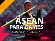 Thể thao - Bảng xếp hạng huy chương ASEAN Para Games 2017