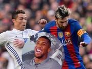 """Thể thao - Nếu đánh nhau, """"Lý Tiểu Long"""" Ronaldo sẽ cho Messi ăn đòn"""