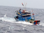 Tin tức trong ngày - 10 thuyền viên Thanh Hóa bị mất liên lạc trong cơn bão số 10