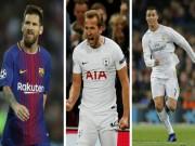 Bóng đá - Siêu tiền đạo Harry Kane: Hiệu suất ghi bàn khủng hơn Messi, Ronaldo