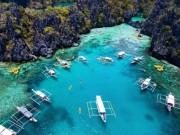 """Ngay gần Việt Nam, có một hòn đảo đẹp """"lịm tim"""" khiến sao Hollywood phát cuồng"""