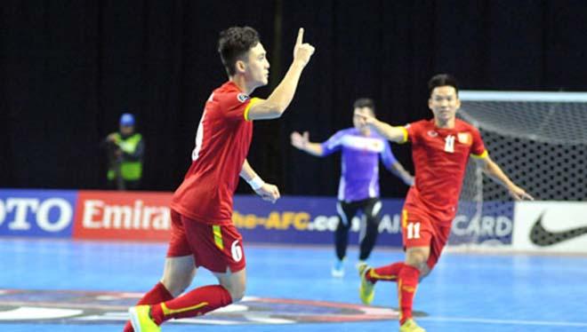 Đoàn Việt Nam tại AIMAG 16/9: Huy chương đầu tiên, futsal thua sốc - 1