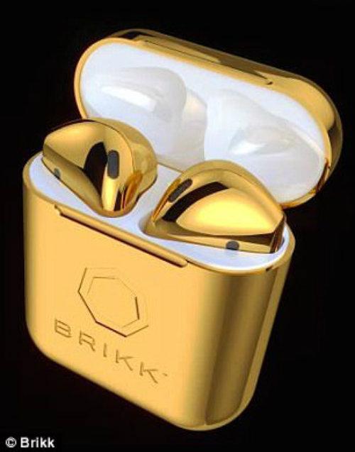 CHOÁNG: Xuất hiện iPhone X độ vàng giá 1,6 tỷ đồng - 6