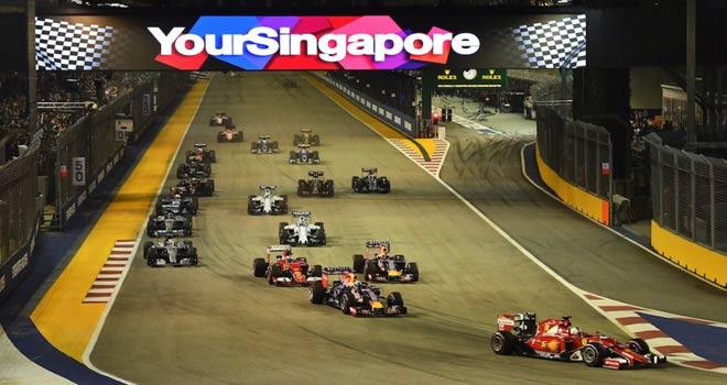 """Đua xe F1, Singapore GP: Chiến thắng 5 sao chờ đợi """"kẻ chinh phục"""" - 1"""
