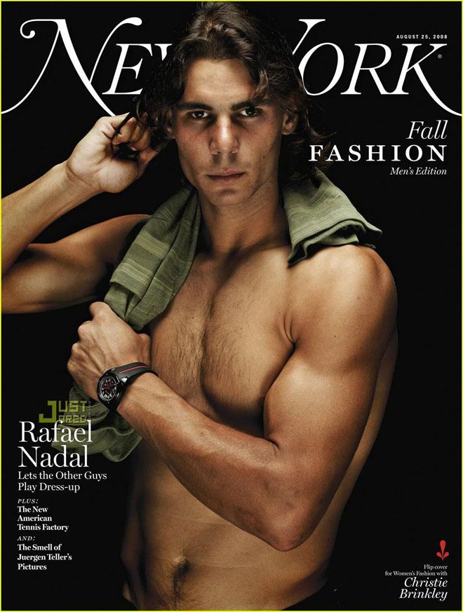 """""""Bò tót làng banh nỉ"""" Nadal lực lưỡng vượt xa Roger Federer - 10"""