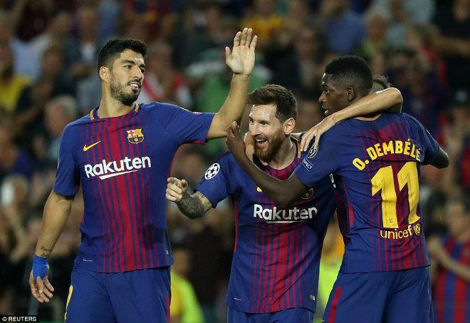 """Getafe – Barcelona: Công phá """"pháo đài Coliseum"""" - 1"""