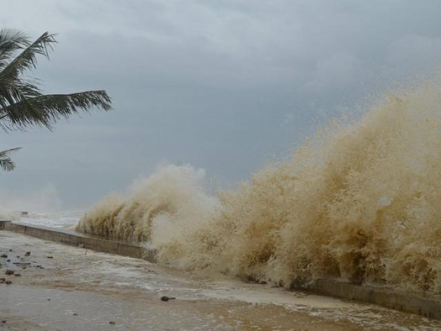 Những cơn bão khủng khiếp nhất đổ bộ vào Việt Nam trong 10 năm qua