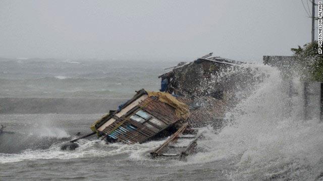 Những cơn bão khủng khiếp nhất đổ bộ vào Việt Nam trong 10 năm qua - 3