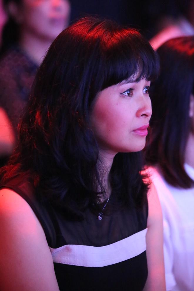 Trang Nhung bật khóc nhìn con gái 9 tuổi diễn cảnh mạo hiểm - 3