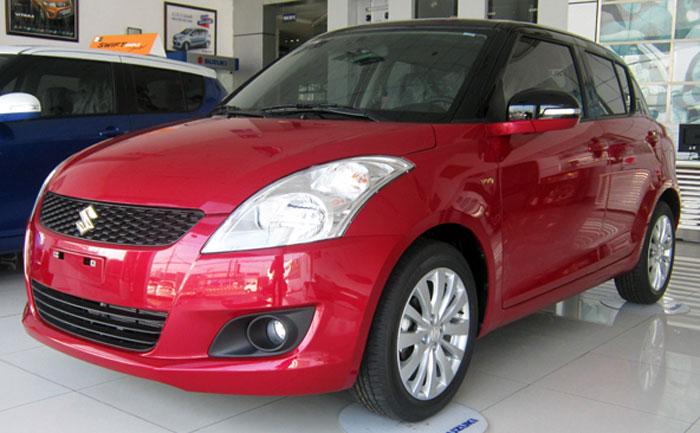 Suzuki Swift ở Việt Nam giảm giá 110 triệu đồng - 1