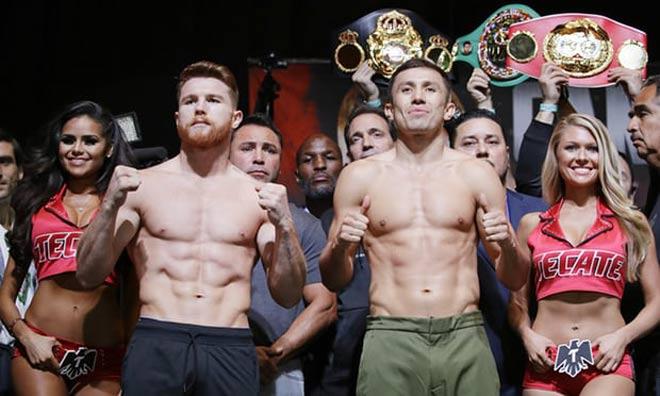 Vua knock-out boxing Golovkin: Đấm như Tyson, lỳ như Mayweather - 1